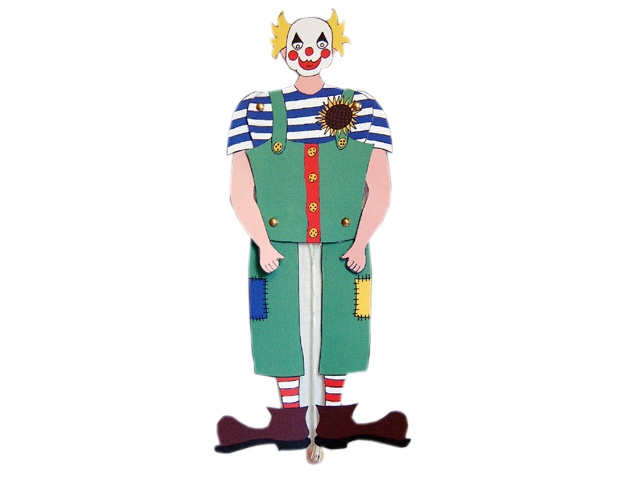 Hampelmann - Clown